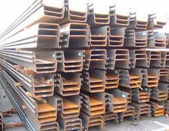 上海锦富建设工程有限公司:钢板桩租赁