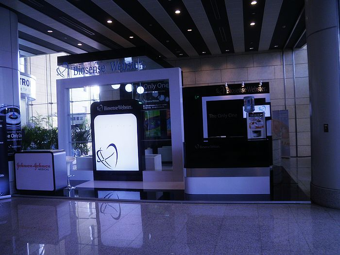 展台设计搭建工厂-上海韵展展览服务有限公司