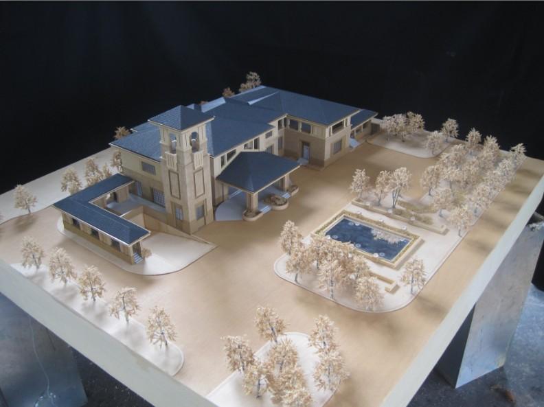 上海恒博建筑模型有限公司