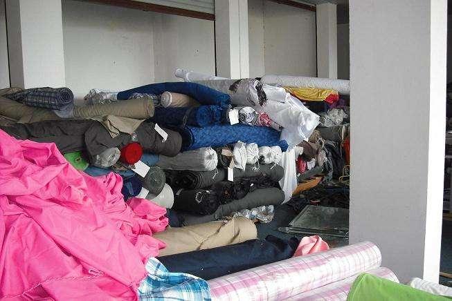 上海布料回收_上海面料回收_库存服装回收