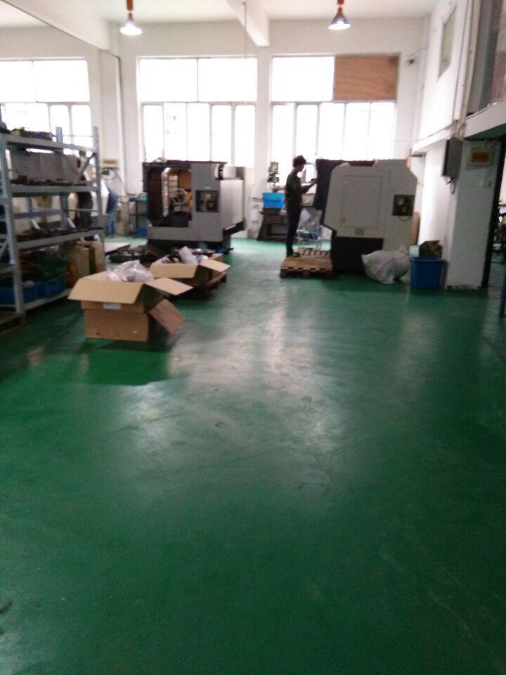 上海深韵精密机械模具有限公司