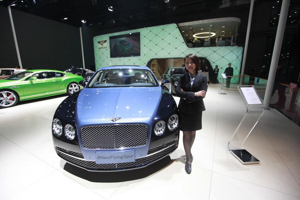 上海宾利汽车4S店-上海宾利专卖店-宾利中国