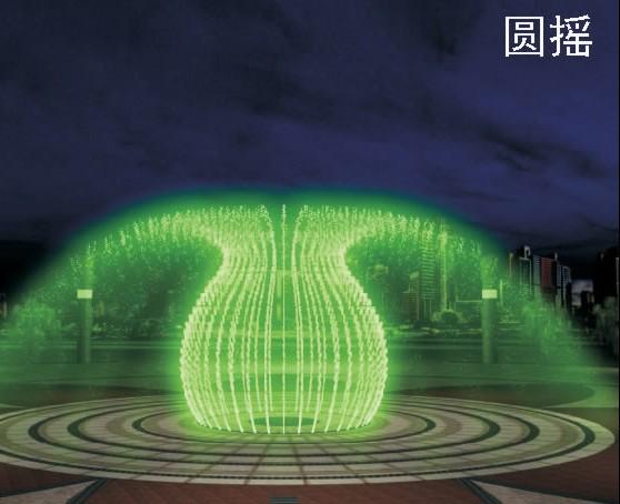 100个科技小制作喷泉