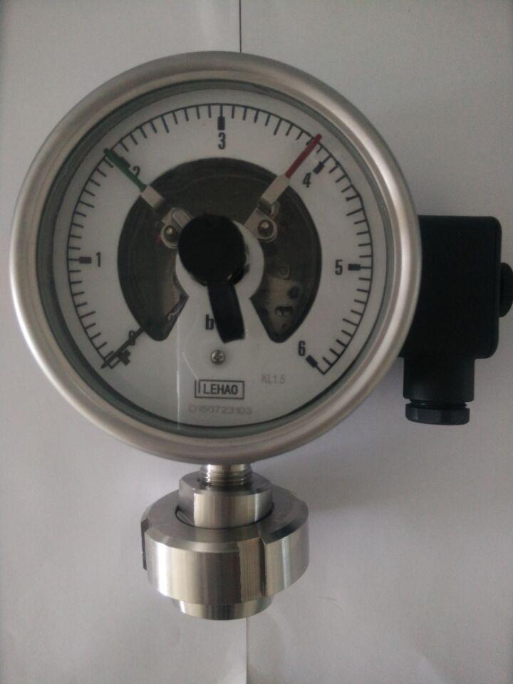 勒豪上海仪器仪表有限公司_ 专业压力表生产厂家