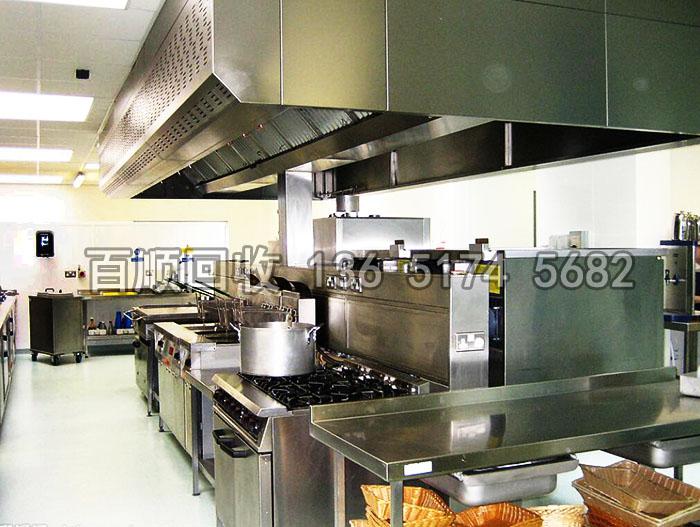 上海酒店厨房设备回收-上海百顺酒店厨房设备回收有限公司