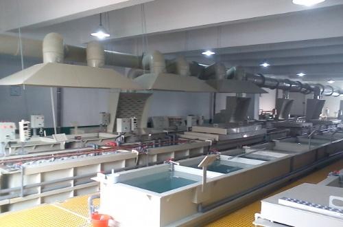 深圳市百恩斯铝阳极氧化厂--铝阳极氧化厂