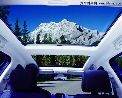 上海汽车天窗