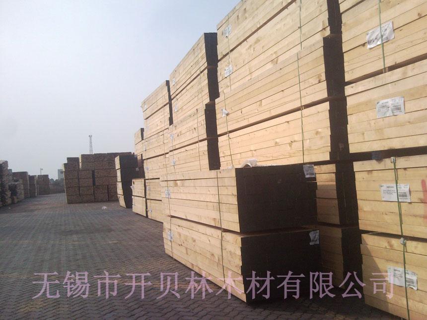 公司简介 无锡市开贝林木材有限公司无锡防腐木 花旗松 辐射松 壹比多