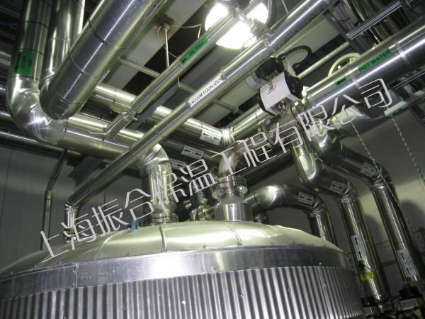 上海振合保温工程有限公司-管道保温-管道保温工程