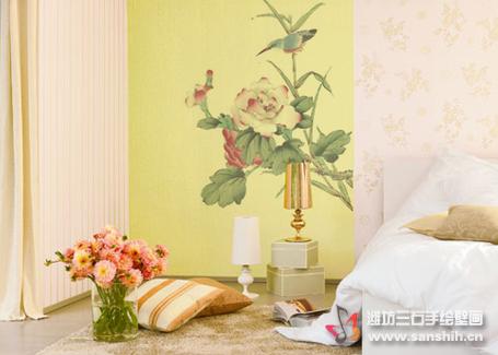 潍坊三石手绘壁画有限公司