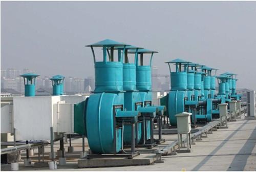 上海闻御通风设备-消防排烟风机-通风管道-玻镁复合风管
