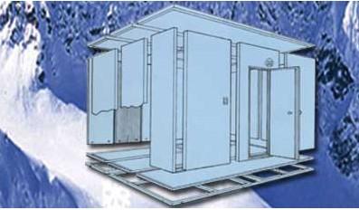 装配式冷库一般有哪几种建筑结构形式答:装配式冷库一般有两种建筑