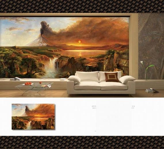 深圳手绘墙,壁画,墙体彩绘