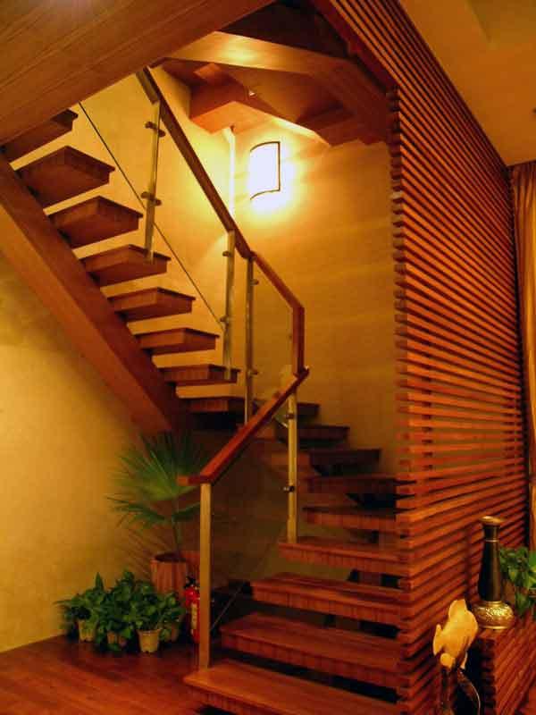 上海鲁步楼梯有限公司【上海实木楼梯/上海楼梯设计/上海古典欧式楼梯