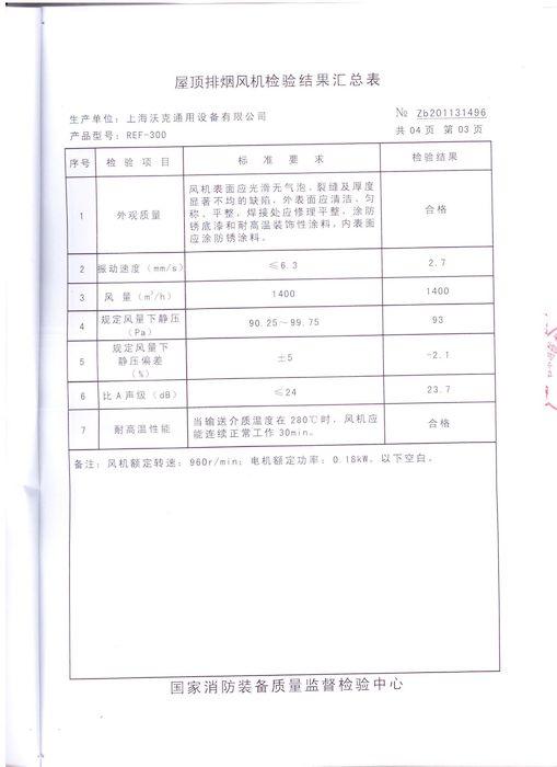 REF消防证书