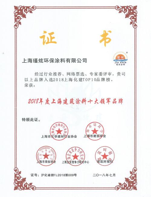 上海建筑涂料领军品牌