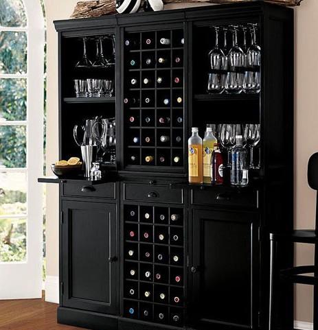 家庭小酒柜装修效果图