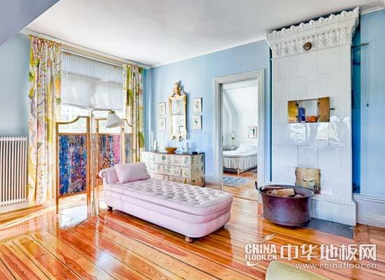 让家居花园更漂亮 防腐木地板选购须知图片