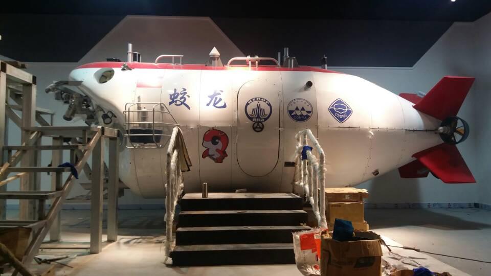 河北省科技馆_2017年1月扬州科技馆项目交付完成