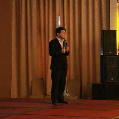 2015年度一比多全国代理商大会·演讲·周昌·上海灵宝斋画廊创始人