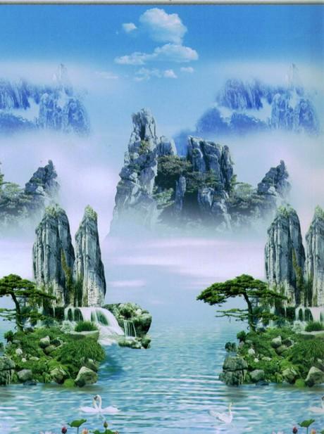 风景卷帘订做-上海风景卷帘批发