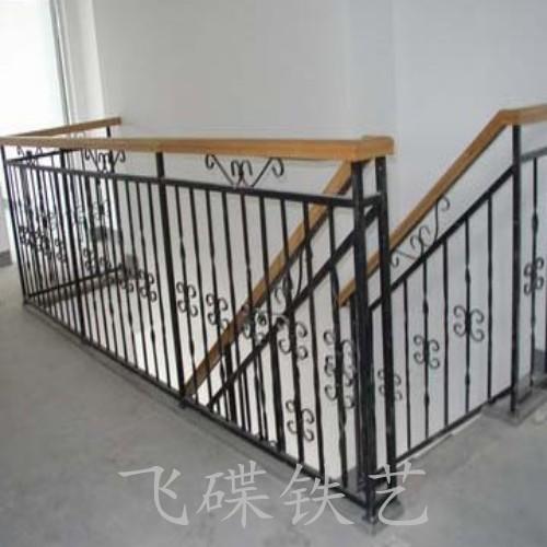 弧形欧式铁艺栏杆