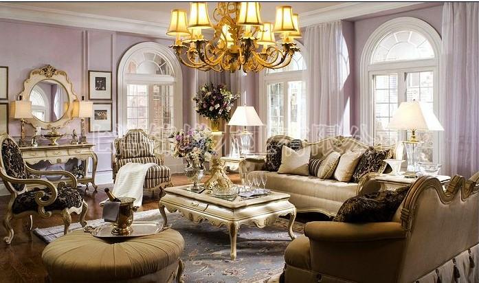 上海客厅家具定做价格|上海欧式家具