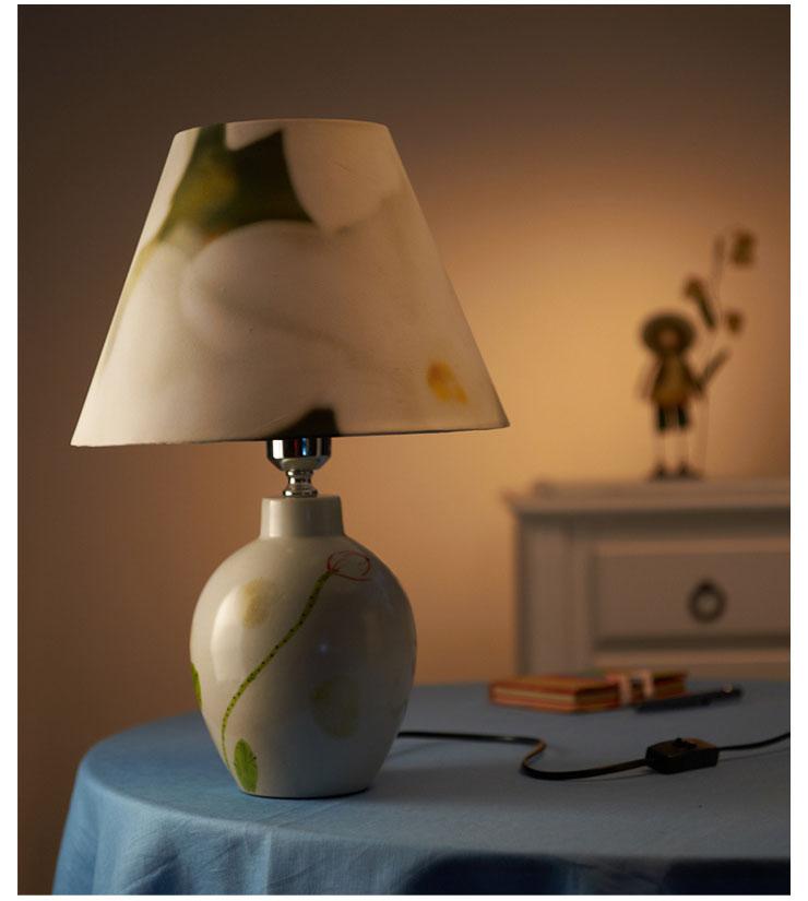 海一(hii)创意手绘陶瓷台灯装饰灯