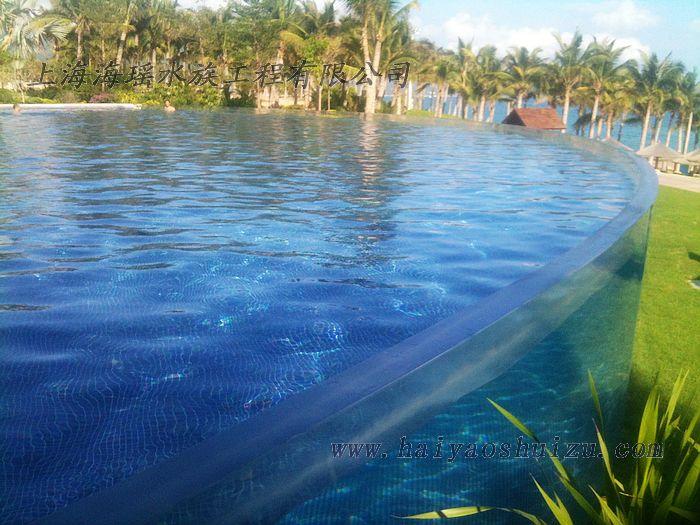 专业游泳池水族工程水景工程 水族馆鱼缸设计制作 造型新颖品质超群.