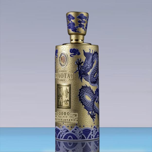 陶瓷酒瓶2_陶瓷酒瓶相关信息_贵州神彩包装印刷工艺厂