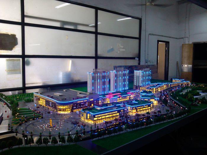 建筑模型制作销售-建筑模型工艺图片