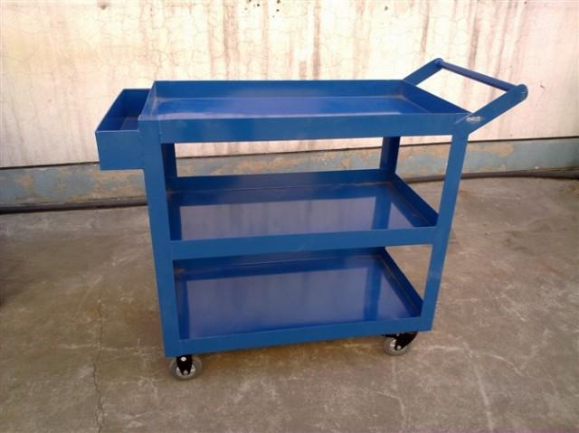找上海职捷仓储设备有限公司的工具车专业制作
