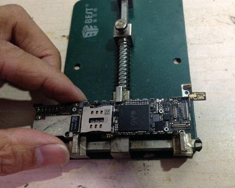 苹果手机维修-iphone6 硬盘