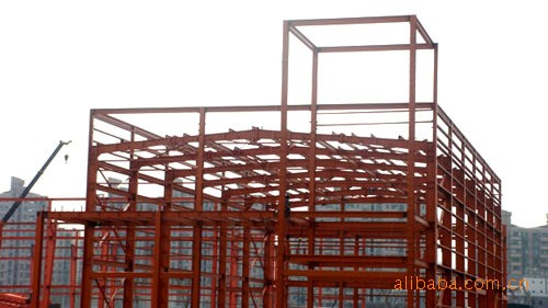 钢结构建筑的檩条,墙梁