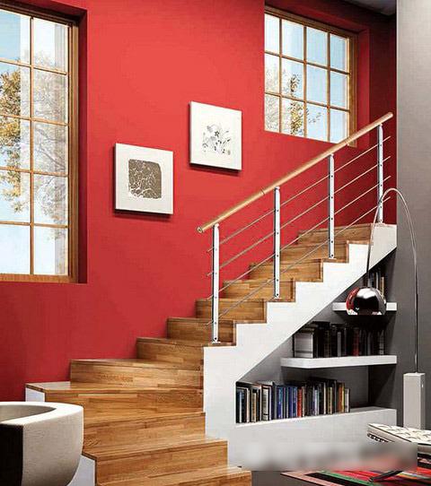 找上海祥步 楼梯 有限公司的 钢木楼梯 报价价格