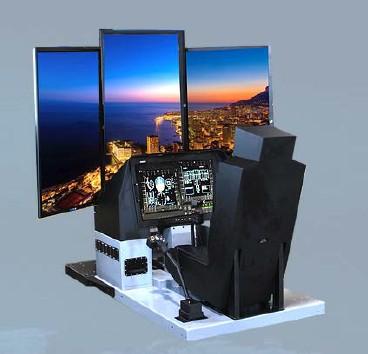 飞行模拟器_航空航天相关信息_上海沃埃得贸易有限__.图片