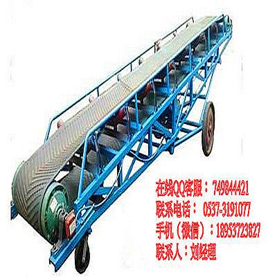 传送带生产厂家_传送带生产厂家 固定式/移动式皮带机图片,移动式加厚