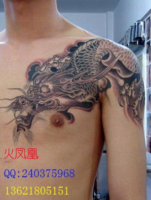 龙纹身图片|龙纹身图案大全