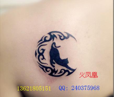 小猫纹身图案大全