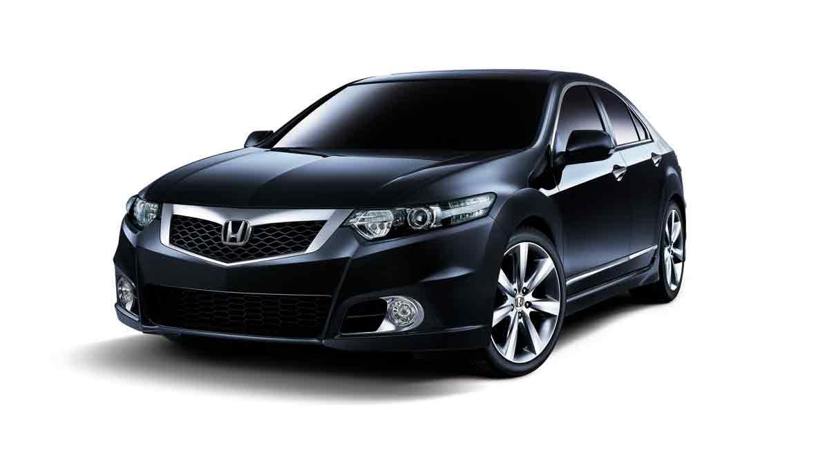 本田在美召回两款汽车 涉及数量达50万辆 高清图片