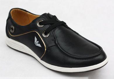 阿玛尼休闲鞋图片