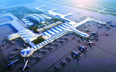 杭州萧山机场因跑道出现裂缝停飞