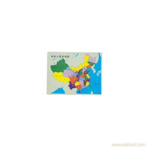 中国地图嵌板_相关信息