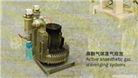 麻醉废气排放系统
