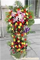 节节高-上海水果花篮-上海商务花篮-海生日花篮