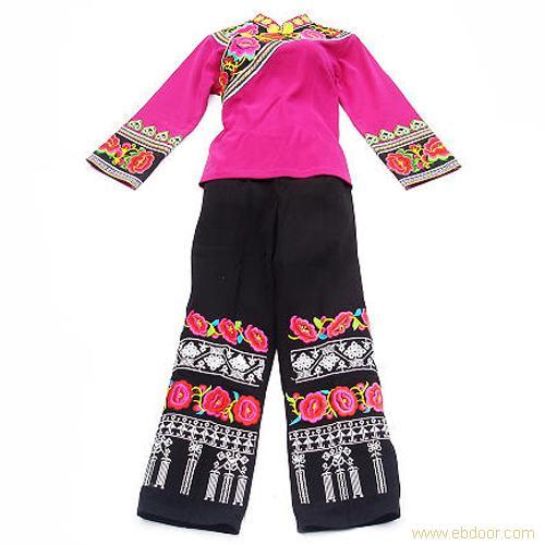 彝族舞蹈服饰_相关信息