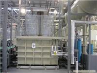 高轨式铝氧化生产线