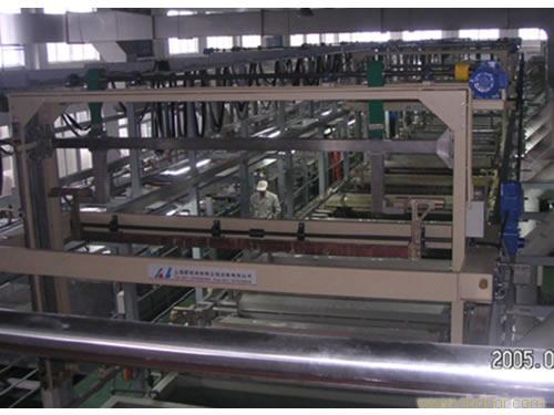 塑料电镀生产线