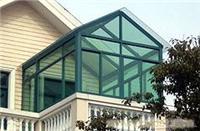 上海铝合金阳光房制作