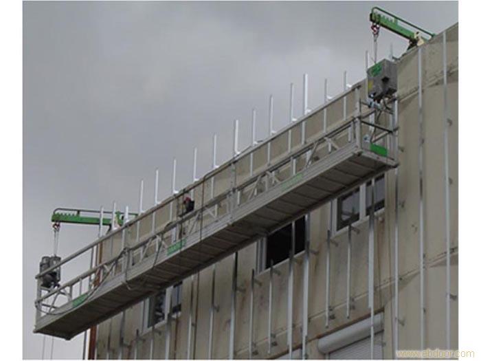 建筑吊篮安装/电动吊篮